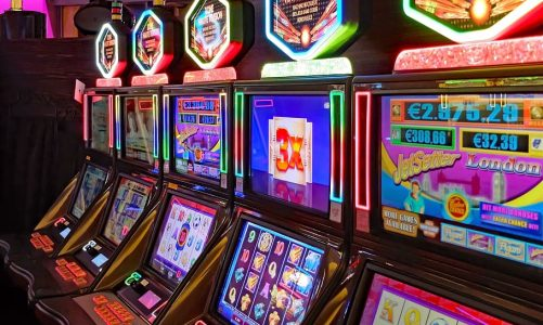 Discover How To Play Games At Online Slot Site Gambling