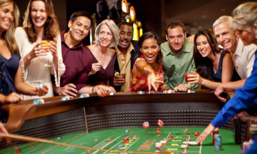 Casino Poker Query: Does Dimension Issue?