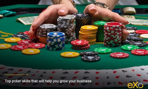 Need a Thriving Business And Give attention to Gambling!